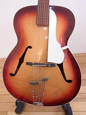 Höfner Vintage Jazz Gitarre 2