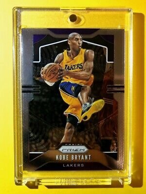 Kobe Bryant PANINI PRIZM HOT LAKERS BASKETBALL CARD INVESTMENT - Mint Condition! 2