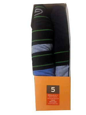 """C9 By Champion BOYS/' Boxer Briefs 5-Pack /""""DUO DRY /& ACTIVE PREFORMANCE/"""" NEW"""