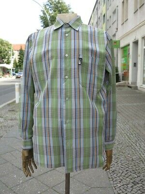 VEB Herrenhemden Blankenburg Trend DDR Hemd 80er TRUE VINTAGE 80s men's shirt 2