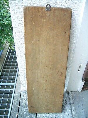 Großes altes Holzmodel, Backmodel, Lebkuchenmodel um 1900 3
