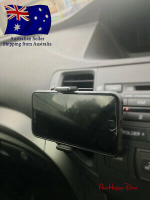 Universal Car Air Vent Mount Holder Cradle Stand Bracket For Mobile Cell Phone 7