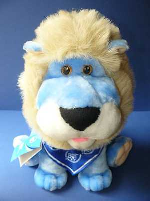 Russian Football Club Zenit St Petersburg Mascot Souvenir Big Lion 75 00 Picclick