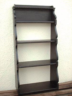 Victorian Pine Wall / Floor Shelf 7