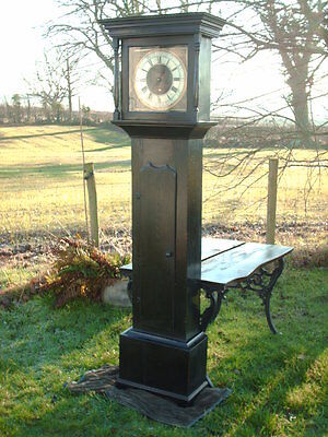 Antique Sill Of Wigton  Grandfather / Longcase Clock 2