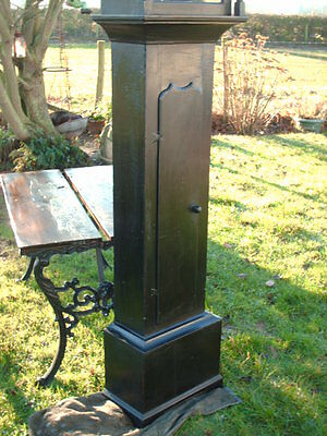 Antique Sill Of Wigton  Grandfather / Longcase Clock 6