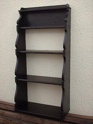 Victorian Pine Wall / Floor Shelf 8