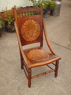 Antique Bedroom / Nursing  Chair 3