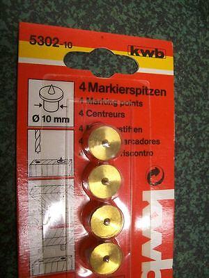 KWB 5302-10 Markierspitzen für 10 mm Dübel 372