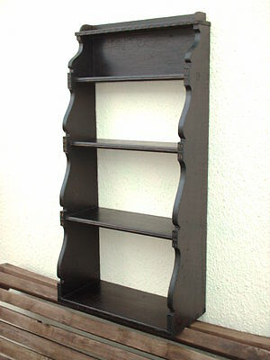 Victorian Pine Wall / Floor Shelf 3