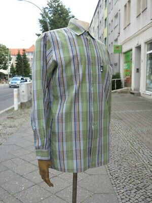 VEB Herrenhemden Blankenburg Trend DDR Hemd 80er TRUE VINTAGE 80s men's shirt 8