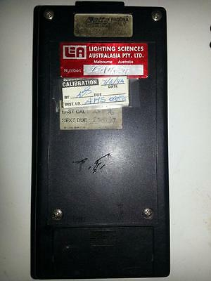 Delta Ohm Luxmeter HD8366 (Used from around 1994, Italy) 8