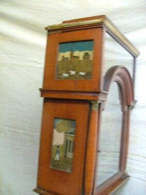 FRIESLAND DUTCH WALL CLOCK. RARE ANTIQUE c1790 3