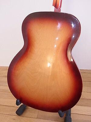Höfner Vintage Jazz Gitarre 4