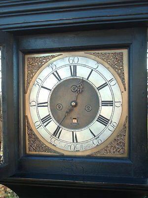 Antique Sill Of Wigton  Grandfather / Longcase Clock 7 • £649.00