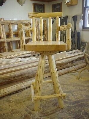 1 Of 7 Large Log Furniture Logs, Hand Peeled Pine, Kiln Dried, Use Your  Tenon Cutter