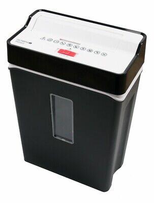 Olympia  PS 53 CC  Aktenvernichter Partikelschnitt Sicherheitsstufe P4 schwarz 2