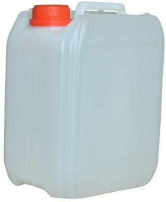 4x 10L Kanister Wasserkanister+ 1 Auslaufhahn lebensmittelecht (4,48€/1Stk)