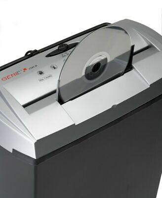 GENIE 250 CD Aktenvernichter Papierschredder Papier Schredder Reißwolf Shredder 3