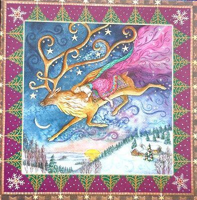 Wendy Andrew Pagan Wicca Goddess Love Inanna Birthday Card Wife