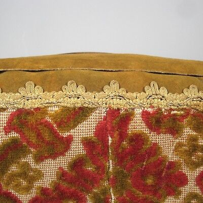 Antique French Country Footstool Louis XV Style 7