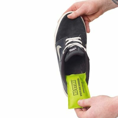 No Stink Sports Shoe Deodoriser Great for keeping your Trainers FRESH Shoe Fresh
