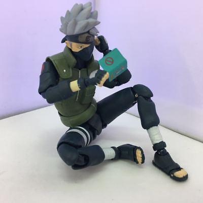 S.H.Figuarts Naruto Shippuden Hatake Kakashi Action PVC Figure Toy Gift New 2