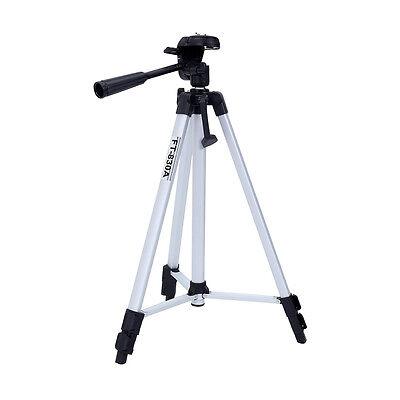 Universal Aluminum Portable Tripod Stand Camera Canon Nikon Olympus + Carry Bag