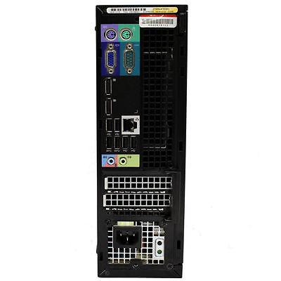 Dell Optiplex 9020 SFF Barebone DVDRW USB 3.0  Win 7 PRO 2