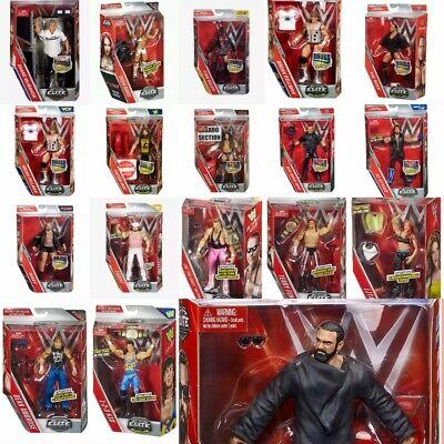 WWE ELITE FIGURE - Pick your Mattel wrestling figures 2
