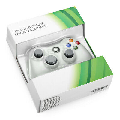 Wired / Wireless Game Controller Gamepad for Microsoft XBOX 360 & PC WIN 7 8 10 9