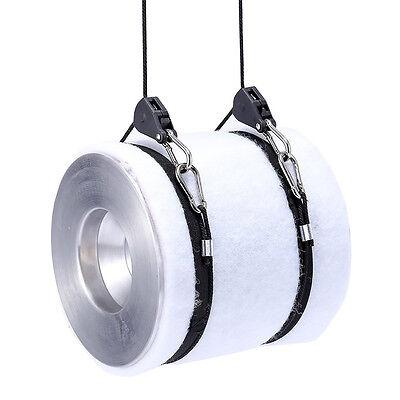 6X Rope Ratchet Adjustable Heavy Duty Hanger Light Lamp Hydro Reflector Hangers 7
