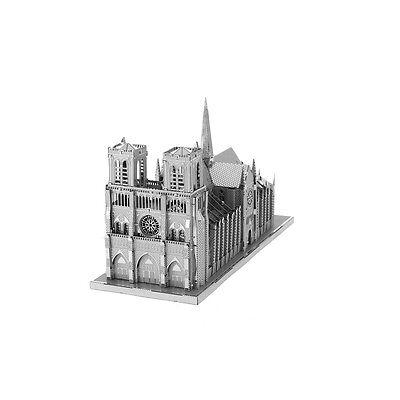 ICONX Notre Dame de Paris 3D Laser Cut Model Fascinations 013030