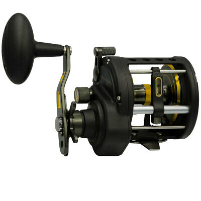 Free Delivery+Warranty Penn SQUALL Level Wind SQL30LW Overhead Reel