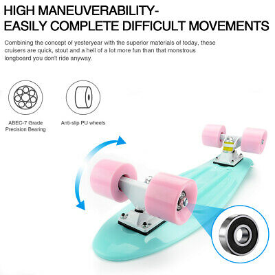 22'' Scooter Penny Banana Kids Board Skateboard Children's Day Christmas Gifts 6