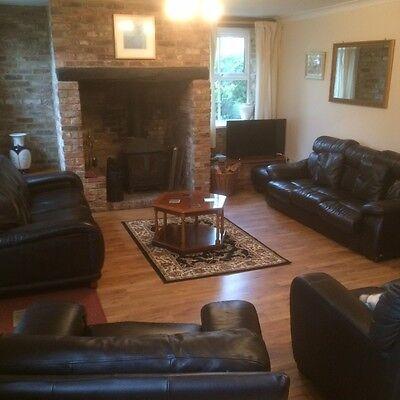 Holiday cottage Norfolk, sleeps 10, wifi, log burner,4 bedrooms,pets welcome 2