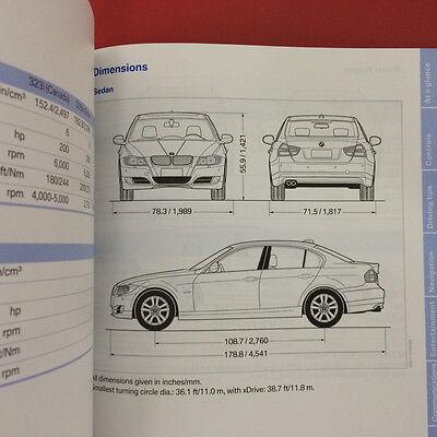 2009 2010 2011 bmw 3 series owners manual nav 328i 335d 335i xdrive rh picclick com 2011 BMW 335I Sedan M Sport 2011 bmw 335d owners manual pdf