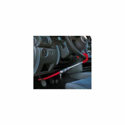OLYMPIA LPS 100 Lenkrad-Pedal-Sperre Kralle Diebstahlsicherung Lenkradsperre 3