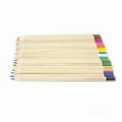 Pack of 20 Premium Colouring Pencils Vibrant Artist Pencil Set Quality Drawing 3