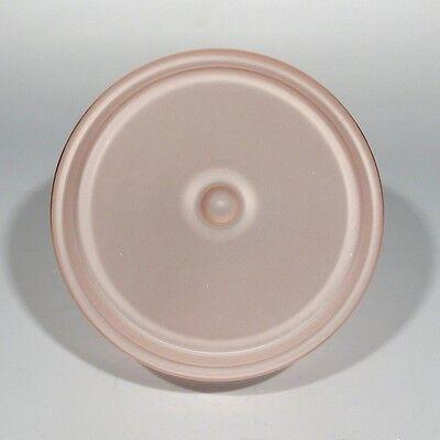 Vintage French Art DecoCeiling FixtureChandelier Pink Glass Globe Shade 8