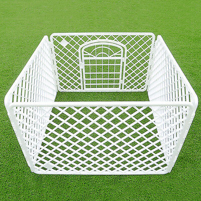 Portable Exercise Playpen Pet Dog Puppy Folding Fence Play Pen Kennel Crate Cage 4