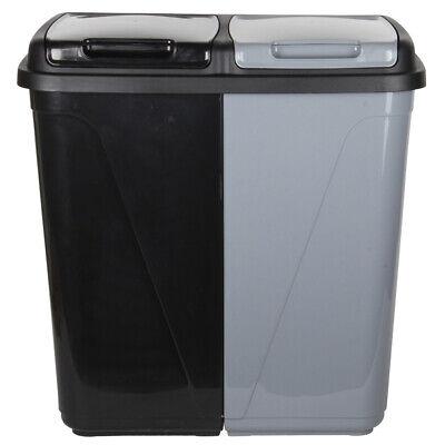 Mülleimer 90L Müllsortierung Abfalleimer