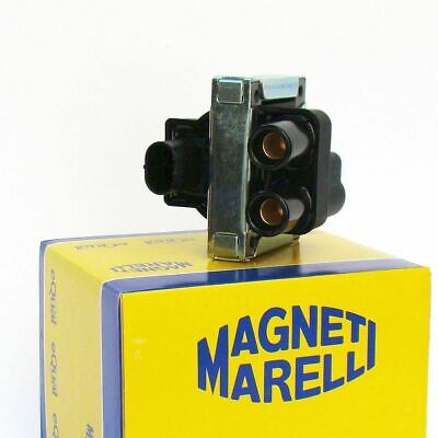 Kit 2 Bobina Magneti Marelli Fiat Punto 176 188 - 1.1 1.2 8V 1100 1200 Benzina 3