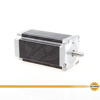 ACT Motor GmbH 4Axis Nema23 CNC Kit 23HS2442 Stepper 4.2A 112mm 425oz CNC Cut 2