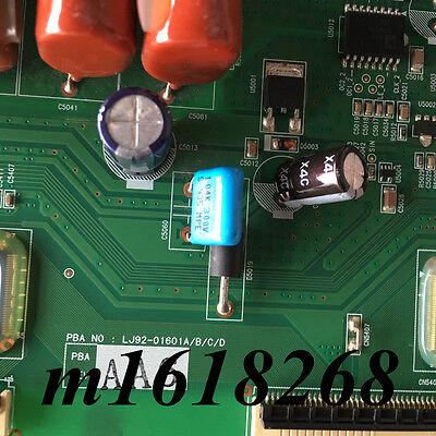 SAMSUNG PLASMA TV Y- Sustain Board LJ41-05905A LJ92-01601A BN96-09738A Y  Board