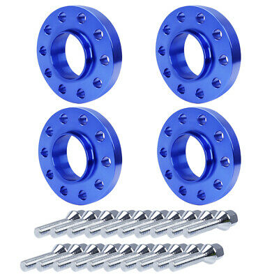 15mm/& 2 5x120 Staggered Wheel Spacers Kit 20mm With Extended Bolts For BMW 2