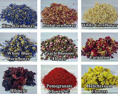 Dry Dried Flowers Variation -  Wedding Confetti Dried Petals Buy 4 = 18% OFF 2