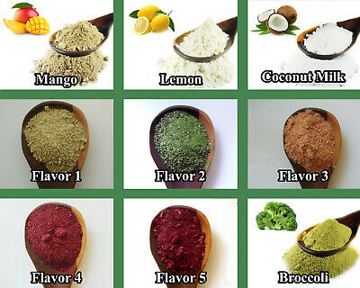 Dried Fruit & Vegetable Powders - Strawberry Cooking Shake Soup Smoothie ETC 5