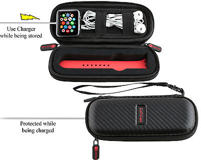 Apple Watch Bands Travel Case – Apple Watch Bands Storage Case: TYD LoO Case