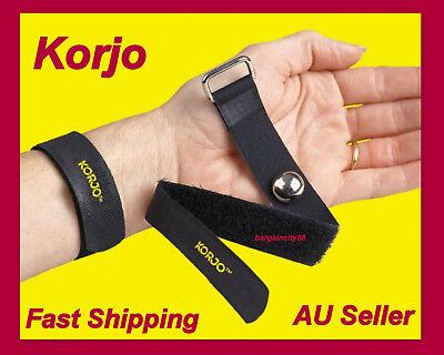 2X Anti Nausea Travel Sickness Band, Korjo Motion Sea Plane Car Sick Wristband